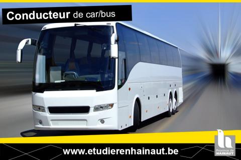 Conducteur car ou bus