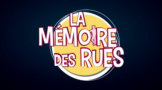 Logo du concours La Mémoire des rues